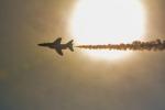 パンダさんが、茨城空港で撮影した航空自衛隊 T-4の航空フォト(写真)