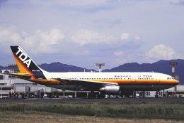 福岡空港 - Fukuoka Airport [FUK/RJFF]で撮影された東亜国内航空 - Toa Domestic Airlines [JD/TDA]の航空機写真