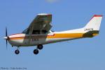 Chofu Spotter Ariaさんが、調布飛行場で撮影したアイベックスアビエイション 172P Skyhawk IIの航空フォト(飛行機 写真・画像)