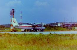東亜国内航空さんが、宮古空港で撮影した南西航空 DHC-6-300 Twin Otterの航空フォト(写真)
