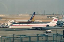 シグナス01さんが、羽田空港で撮影した高麗航空 Il-62Mの航空フォト(写真)