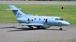 mojioさんが、静岡空港で撮影した航空自衛隊 U-125A(Hawker 800)の航空フォト(飛行機 写真・画像)