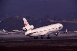 岡山空港 - Okayama Airport [OKJ/RJOB]で撮影された日本航空 - Japan Airlines [JL/JAL]の航空機写真