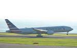 tomo@Germanyさんが、羽田空港で撮影したアメリカン航空 777-223/ERの航空フォト(写真)