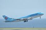 tomo@Germanyさんが、羽田空港で撮影した大韓航空 747-4B5の航空フォト(写真)