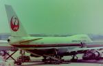東亜国内航空さんが、伊丹空港で撮影した日本航空 747SR-46の航空フォト(写真)