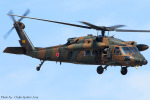 Chofu Spotter Ariaさんが、蘇我スポーツ公園で撮影した陸上自衛隊 UH-60JAの航空フォト(飛行機 写真・画像)