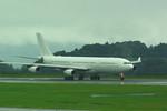 rjnsphotoclub-No.07さんが、静岡空港で撮影したハイフライ航空 A340-313Xの航空フォト(飛行機 写真・画像)