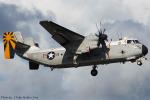 Chofu Spotter Ariaさんが、厚木飛行場で撮影したアメリカ海軍 C-2 Greyhoundの航空フォト(写真)