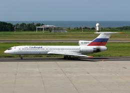 Bokuranさんが、新潟空港で撮影したシベリア航空 Tu-154Mの航空フォト(写真)