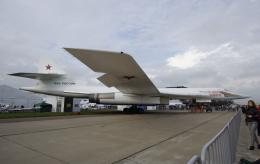 Koenig117さんが、ジュコーフスキー空港で撮影したロシア空軍 Tu-160の航空フォト(飛行機 写真・画像)