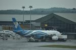 snow_shinさんが、クアラルンプール国際空港で撮影したオマーン航空 A330-243の航空フォト(飛行機 写真・画像)