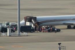 アイスコーヒーさんが、羽田空港で撮影したスワジランド政府 MD-87 (DC-9-87)の航空フォト(飛行機 写真・画像)