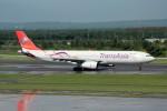 アイスコーヒーさんが、新千歳空港で撮影したトランスアジア航空 A330-343Xの航空フォト(飛行機 写真・画像)