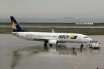 アイスコーヒーさんが、神戸空港で撮影したスカイマーク 737-86Nの航空フォト(飛行機 写真・画像)