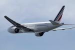 アイスコーヒーさんが、関西国際空港で撮影したエールフランス航空 777-228/ERの航空フォト(飛行機 写真・画像)