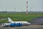 パンダさんが、羽田空港で撮影したASP Aviation Ltd Falcon 2000の航空フォト(写真)