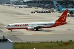 アイスコーヒーさんが、関西国際空港で撮影したチェジュ航空 737-82Rの航空フォト(飛行機 写真・画像)