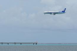 まさとしさんが、下地島空港で撮影した全日空 767-381の航空フォト(飛行機 写真・画像)