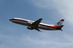 アイスコーヒーさんが、関西国際空港で撮影した日本トランスオーシャン航空 737-446の航空フォト(飛行機 写真・画像)