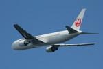 アイスコーヒーさんが、関西国際空港で撮影した日本航空 767-346の航空フォト(写真)