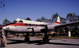 チャーリーマイクさんが、福岡市貝塚公園で撮影した日本国内航空 DH.114 Heron 1Bの航空フォト(飛行機 写真・画像)