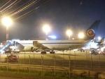 GE90777-300ERさんが、福岡空港で撮影した全日空 767-381の航空フォト(写真)