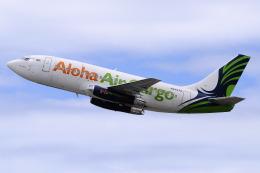 Atsugi R4さんが、ダニエル・K・イノウエ国際空港で撮影したアロハ・エア・カーゴ 737-290C/Advの航空フォト(飛行機 写真・画像)