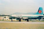 anagumaさんが、広島西飛行場で撮影したエアーニッポン YS-11A-213の航空フォト(写真)