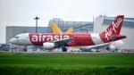mojioさんが、成田国際空港で撮影したエアアジア・ジャパン(〜2013) A320-216の航空フォト(飛行機 写真・画像)