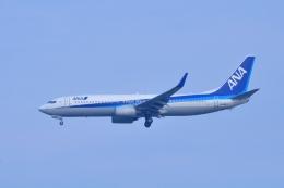 TOY2011さんが、富山空港で撮影した全日空 737-881の航空フォト(飛行機 写真・画像)