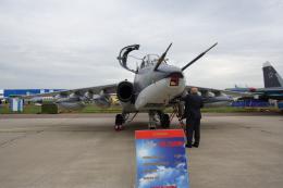 Koenig117さんが、ジュコーフスキー空港で撮影したロシア空軍 Su-25SMの航空フォト(飛行機 写真・画像)