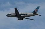 アイスコーヒーさんが、関西国際空港で撮影した中国南方航空 A319-132の航空フォト(飛行機 写真・画像)