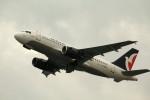 アイスコーヒーさんが、関西国際空港で撮影したマカオ航空 A319-132の航空フォト(飛行機 写真・画像)