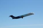 Lufthansaさんが、ヘルシンキ空港で撮影したブルーワン 717-2CMの航空フォト(飛行機 写真・画像)