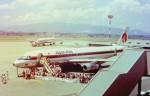 東亜国内航空さんが、伊丹空港で撮影した日本アジア航空 DC-8-53の航空フォト(写真)