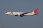 しんさんが、成田国際空港で撮影した日本航空 767-346/ERの航空フォト(写真)