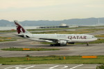 アイスコーヒーさんが、関西国際空港で撮影したカタール航空 A330-202の航空フォト(写真)