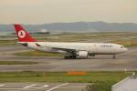 アイスコーヒーさんが、関西国際空港で撮影したターキッシュ・エアラインズ A330-203の航空フォト(写真)