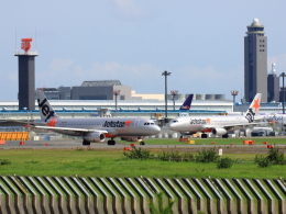 Naoxさんが、成田国際空港で撮影したジェットスター A320-232の航空フォト(飛行機 写真・画像)