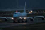 アイスコーヒーさんが、関西国際空港で撮影した大韓航空 747-4B5の航空フォト(飛行機 写真・画像)