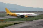 アイスコーヒーさんが、関西国際空港で撮影したエアー・ホンコン A300F4-605Rの航空フォト(飛行機 写真・画像)