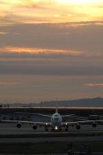 アイスコーヒーさんが、関西国際空港で撮影したキャセイパシフィック航空 747-412の航空フォト(飛行機 写真・画像)