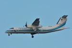 パンダさんが、羽田空港で撮影した海上保安庁 DHC-8-315Q MPAの航空フォト(飛行機 写真・画像)