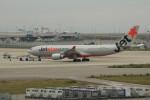 アイスコーヒーさんが、関西国際空港で撮影したジェットスター A330-202の航空フォト(写真)