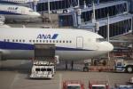 たにへいさんが、中部国際空港で撮影した全日空 767-381/ERの航空フォト(写真)