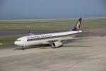 たにへいさんが、中部国際空港で撮影したシンガポール航空 A330-300の航空フォト(写真)