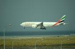 c59さんが、関西国際空港で撮影したエミレーツ航空 777-F1Hの航空フォト(飛行機 写真・画像)