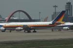 チャーリーマイクさんが、羽田空港で撮影したタイガー・エアクラフト・トレーディング A300B4-203の航空フォト(写真)