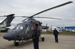 Koenig117さんが、ジュコーフスキー空港で撮影したロシア空軍 Ansatの航空フォト(飛行機 写真・画像)